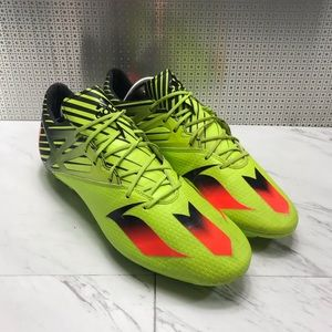 Adidas soccer cleats semi solar Messi S74688